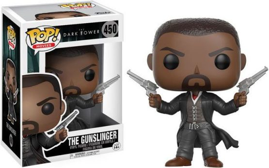 Funko Pop! - Movies - #450 - The Dark Tower - The Gunslinger
