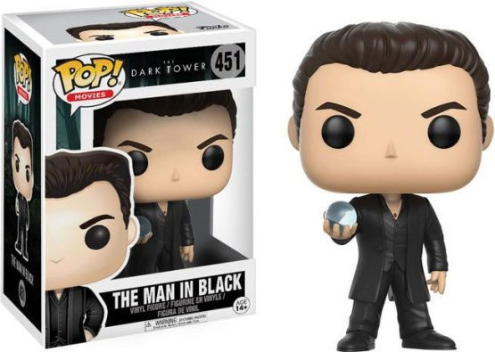 Funko Pop! -Movies - #451 - The Dark Tower - The Man in Black