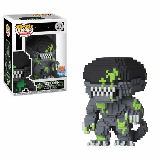 #027 - Alien - Xenomorph (bloody)   Popito.fr