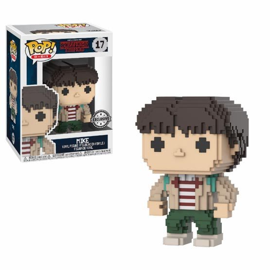#017 - Stranger Things - Mike | Popito.fr