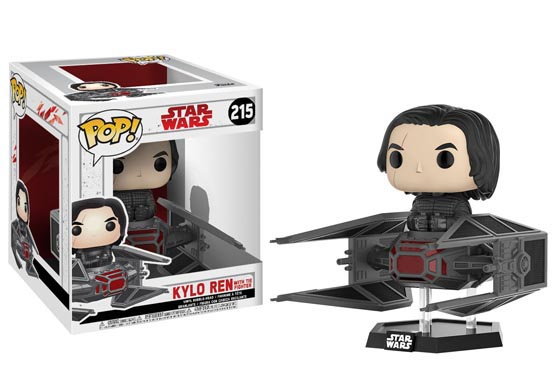 #215 - Kylo Ren with TIE Fighter | Popito.fr