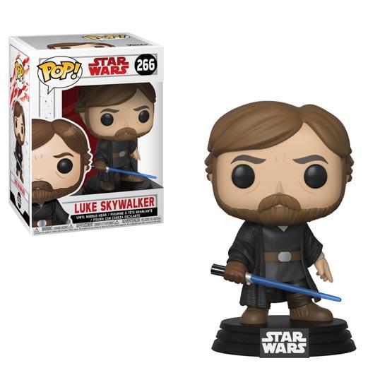 #266 - Luke Skywalker (Final Battle)   Popito.fr