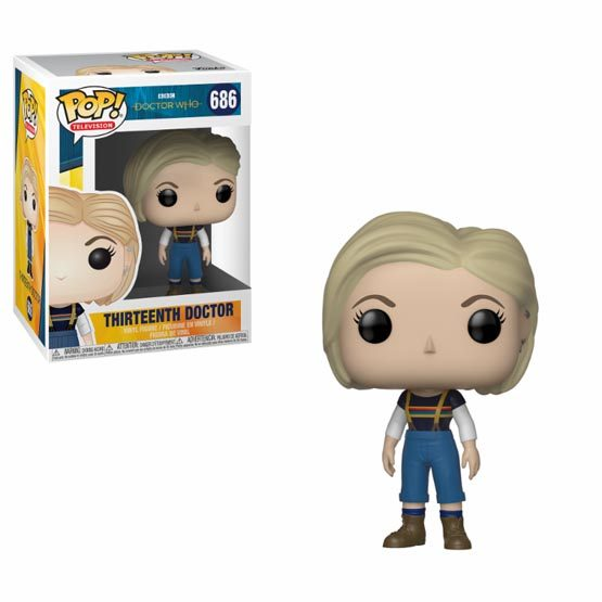 #686 - Doctor Who - Thirteenth Doctor | Popito.fr