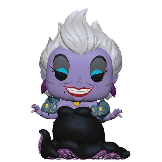 #XXX - The Little Mermaid - Ursula with eels | Popito.fr