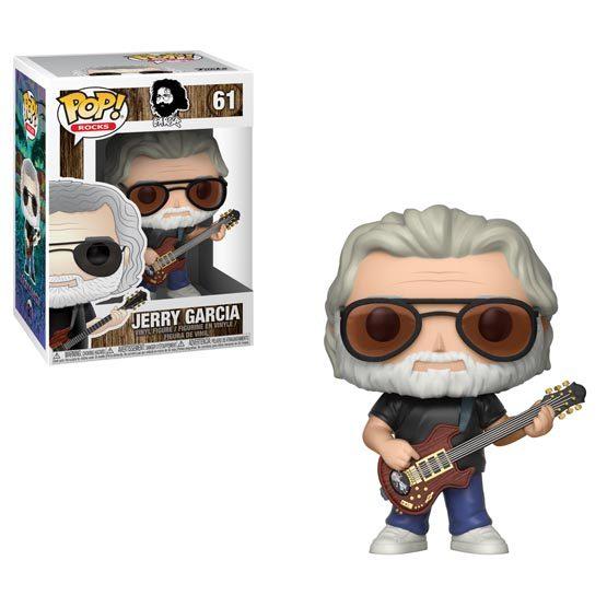 #061 - Jerry Garcia | Popito.fr