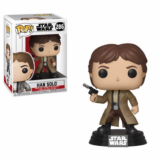 #286 - Han Solo (Endor)   Popito.fr
