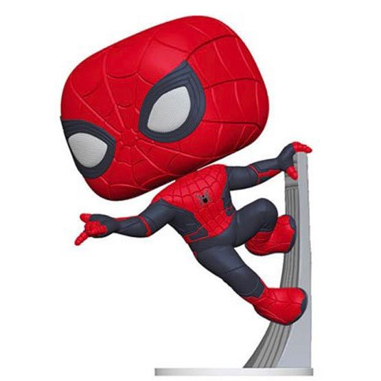 #XXX - Spider-Man: Far from Home - Spider-Man (upgraded suit) | Popito.fr