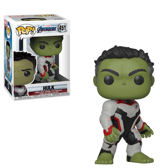 #451 - Avengers: Endgame - Hulk   Popito.fr