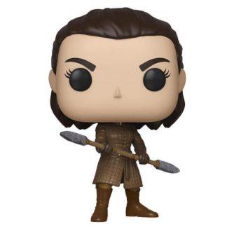 #XXX - Arya Stark with spear   Popito.fr