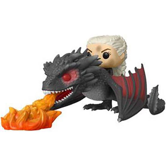 #XXX - Daenerys on Fiery Drogon | Popito.fr