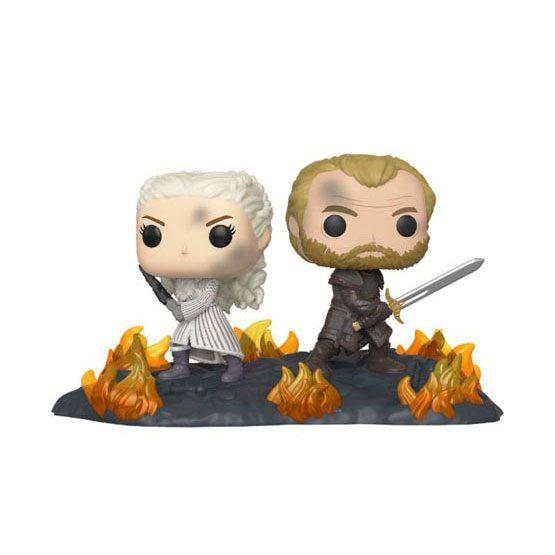 #XXX - Daenerys Targaryen and Jorah Mormont back to back | Popito.fr