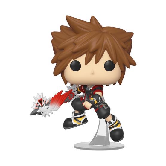 #XXX - Kingdom Hearts 3 - Sora with Ultima Weapon | Popito.fr