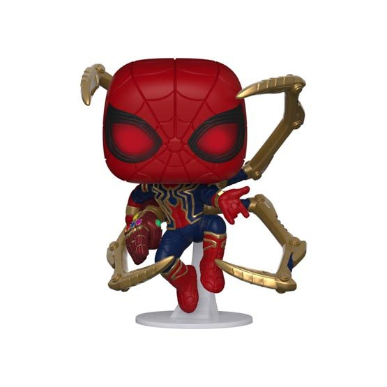 #574 - Avengers: Endgame - Iron Spider with Nano Gauntlet | Popito.fr