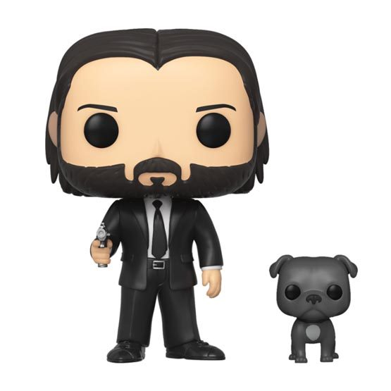 #XXX - John Wick - John Wick with dog | Popito.fr