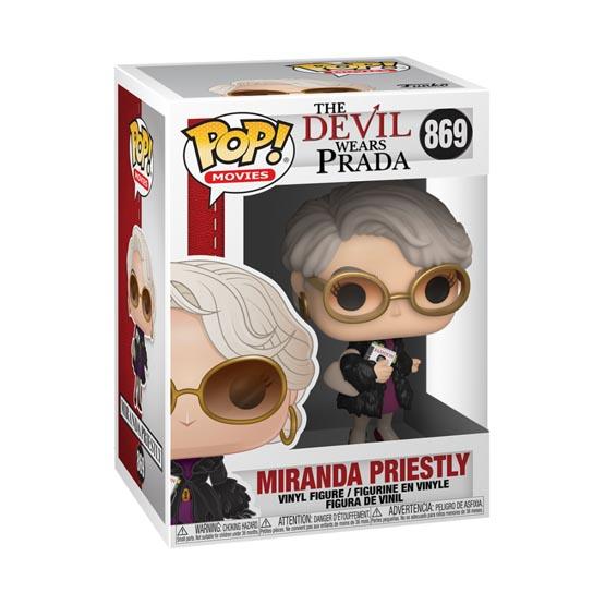 #869 - The Devil Wears Prada - Miranda Priestly   Popito.fr