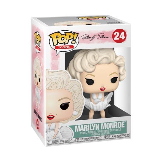 #024 - Icons - Marilyn Monroe | Popito.fr