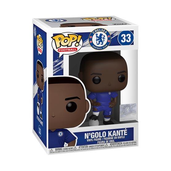 #033 - EPL - Chelsea - N Golo Kante | Popito.fr