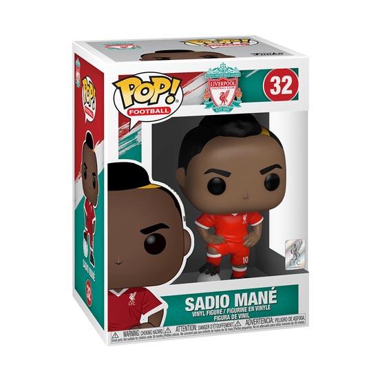 #032 - EPL - Liverpool - Sadio Mane | Popito.fr