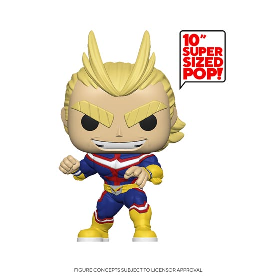 #XXX - My Hero Academia - All Might (giant) | Popito.fr