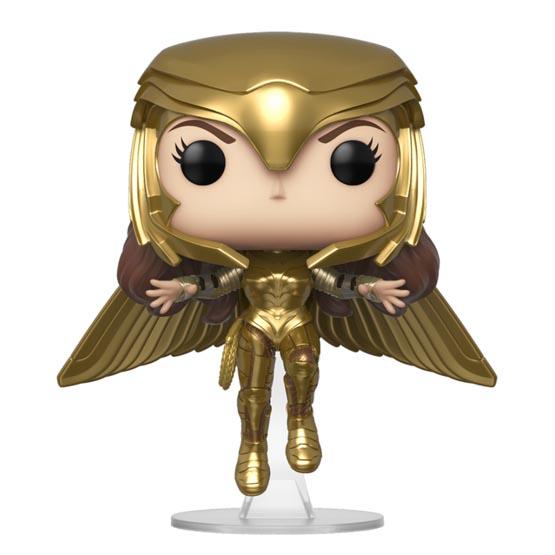 #XXX - Wonder Woman 1984 - Wonder Woman (gold flying pose)   Popito.fr