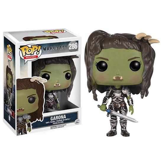 #286 - Warcraft - Garona | Popito.fr