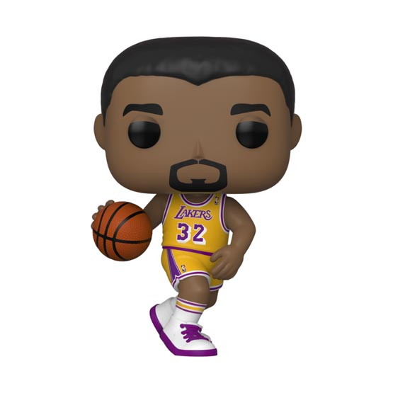 #XXX - NBA - Los Angeles Lakers - Magic Johnson (home) | Popito.fr