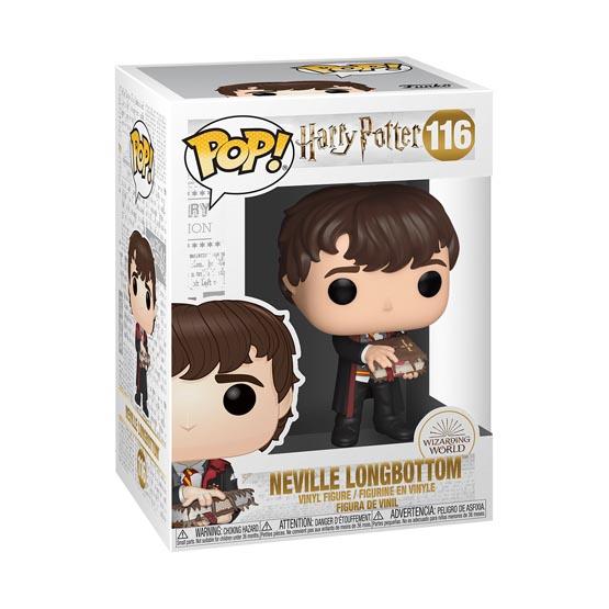 #116 - Neville Longbottom (the Monster Book of Monsters) | Popito.fr