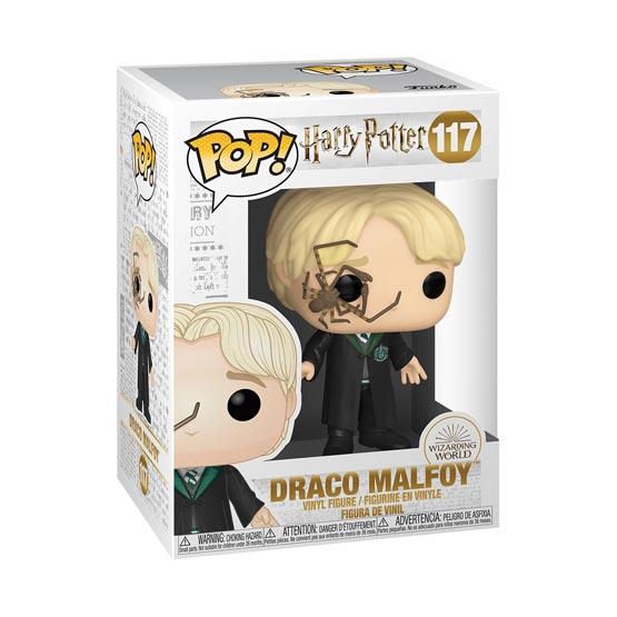 #117 - Draco Malfoy (whip spider)   Popito.fr