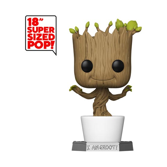 #001 - Groot (super-sized) | Popito.fr