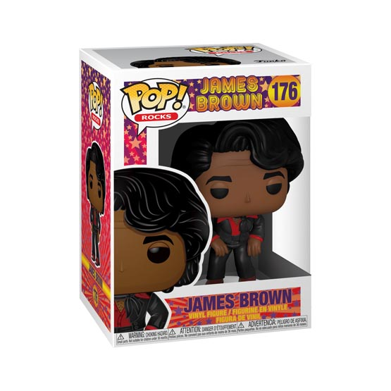 #176 - James Brown - James Brown | Popito.fr