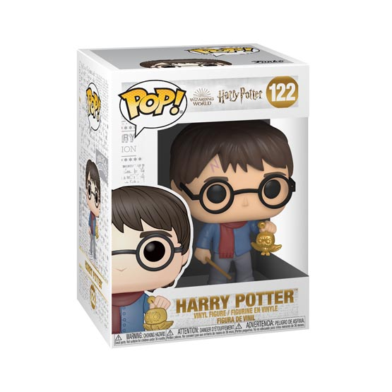 #122 - Harry Potter (holiday) | Popito.fr