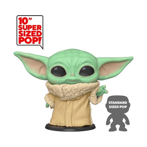 #369 - The Mandalorian - The Child (Baby Yoda) (giant) | Popito.fr