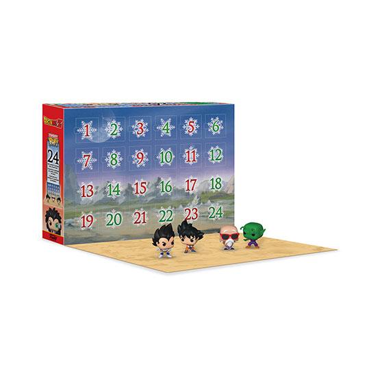 Pocket Pop! - Calendrier de l'Avent Dragon Ball Z (24 pièces) (2020) | Popito.fr