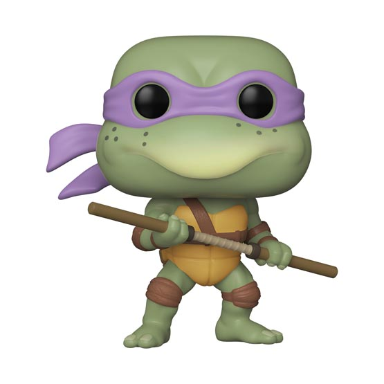 #017 - Teenage Mutant Ninja Turtles - Donatello | Popito.fr