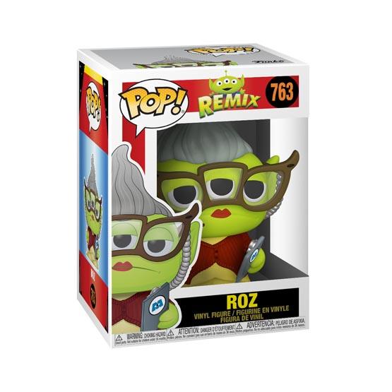 #763 - Toy Story Remix - Alien as Roz | Popito.fr
