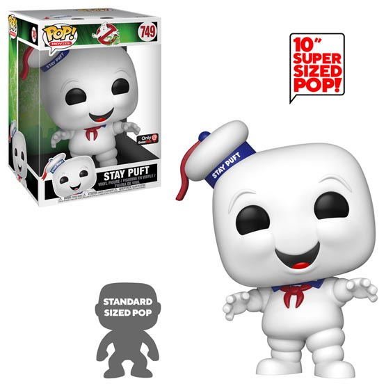 #749 - Ghostbusters - Stay Puft (giant) | Popito.fr