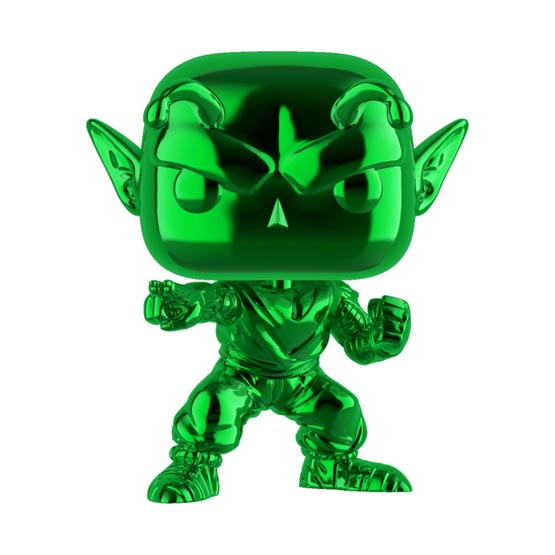 #760 - Dragon Ball Z - Piccolo (green chrome) | Popito.fr