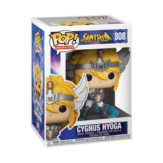 #808 - Knights of the Zodiac: Saint Seiya - Cygnus Hyoga | Popito.fr