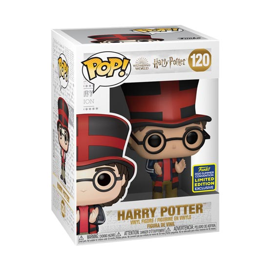 #120 - Harry Potter - Harry Potter (World Cup) | Popito.fr