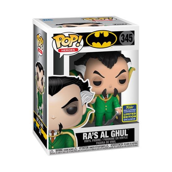 #345 - Ras Al Ghul | Popito.fr