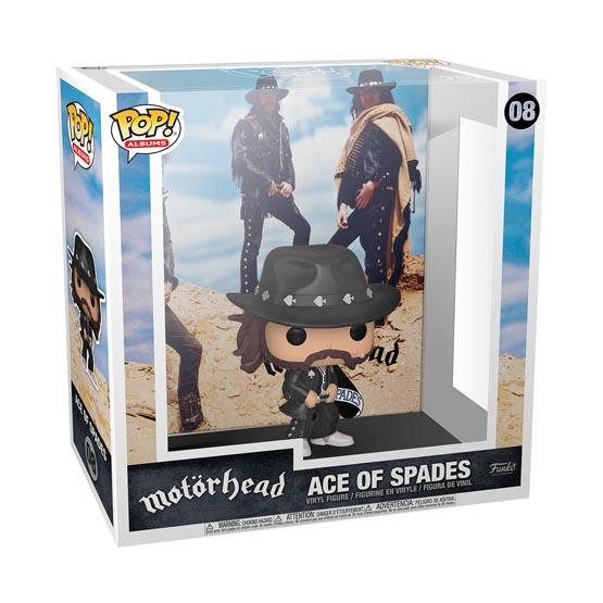 #008 - Motorhead - Ace of Spades | Popito.fr