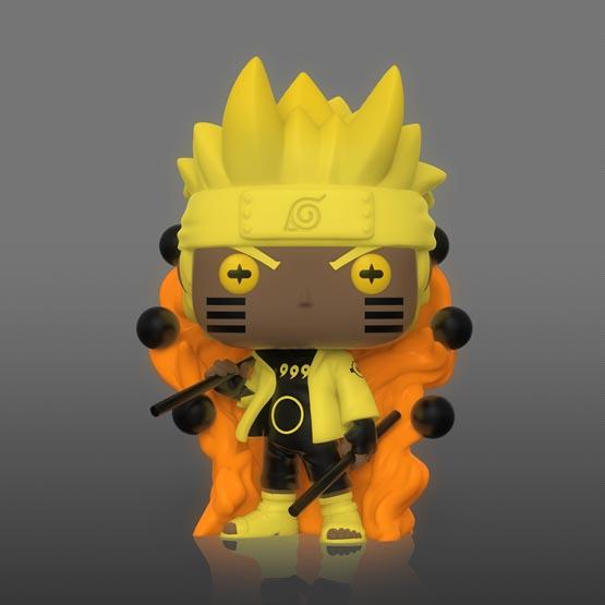 #XXX - Naruto Shippuden - Naruto Six Paths Sage Mode (glow in the dark) | Popito.fr