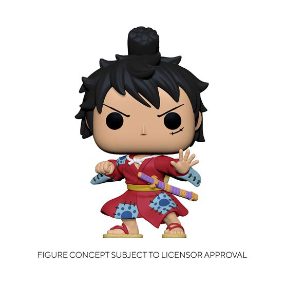 #XXX - One Piece - Luffy in kimono | Popito.fr
