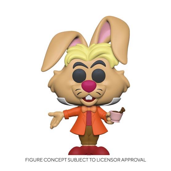#XXX - Alice in Wonderland - March Hare | Popito.fr