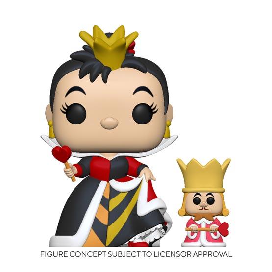 #XXX - Alice in Wonderland - Queen with King | Popito.fr
