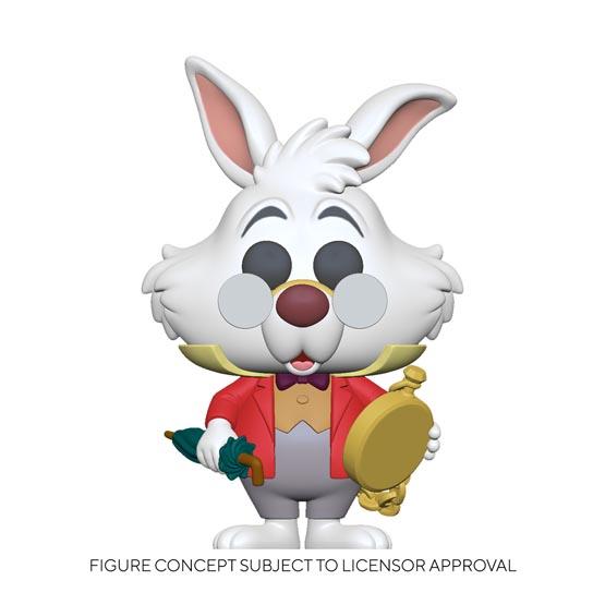 #XXX - Alice in Wonderland - White Rabbit with watch | Popito.fr