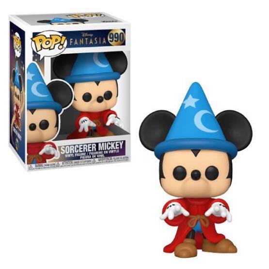#990 - Fantasia - Sorcerer Mickey | Popito.fr