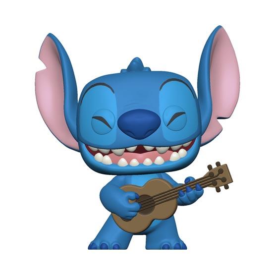 #XXX - Lilo and Stitch - Stitch with ukelele | Popito.fr