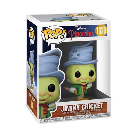 #1026 - Pinocchio - Jiminy Cricket | Popito.fr