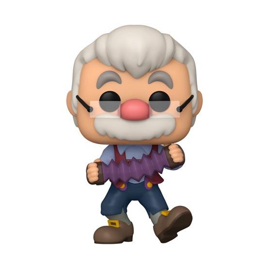 #1028 - Pinocchio - Geppetto | Popito.fr